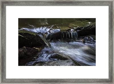 Serenity Framed Print by Denise Clark