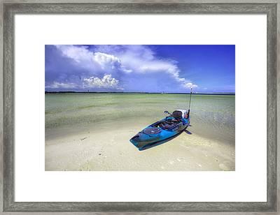 Serenity  Framed Print by JC Findley