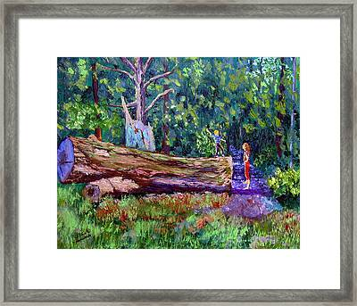Sewp 6 21 Framed Print by Stan Hamilton