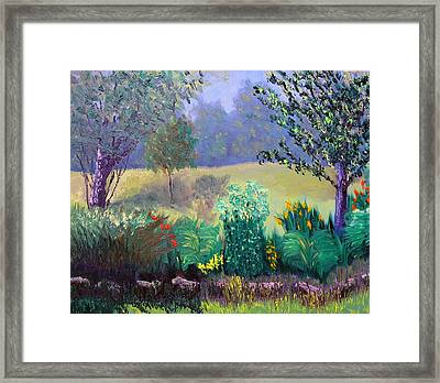 Sewp 6 23 Framed Print by Stan Hamilton