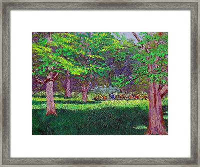 Sewp 7 20 Framed Print by Stan Hamilton