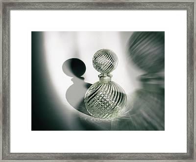 Shadow Dance Framed Print by Tom Druin