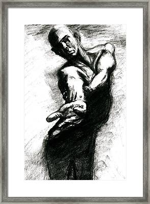 Shadow Dancer Framed Print by Dan Earle