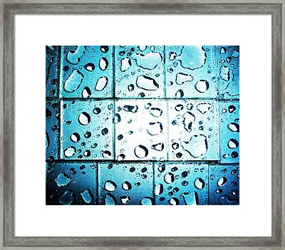 Shine Framed Print by Jacqueline Doulis