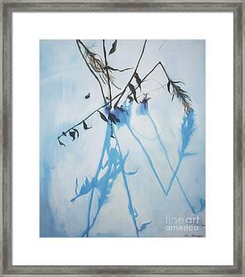 Silent Winter Framed Print