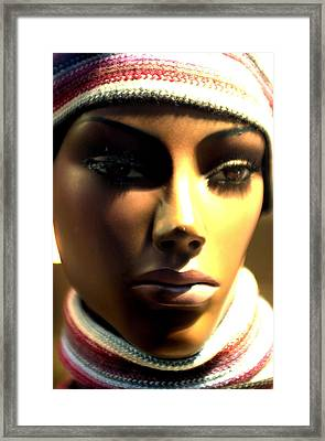 Sinead Framed Print by Jez C Self
