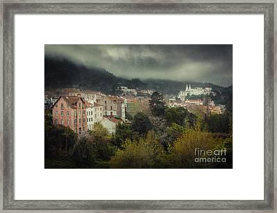 Sintra Landscape Framed Print by Carlos Caetano