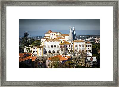 Sintra National Palace Framed Print