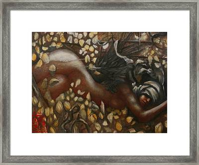 Sirens Of The Twilight 1 Framed Print by Ralph Nixon Jr