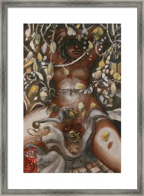 Sirens Of The Twilight 2 Framed Print by Ralph Nixon Jr