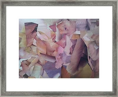 Skin Framed Print by William Douglas