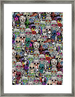 Halloween Framed Print by Mark Ashkenazi