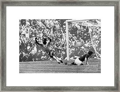 Soccer: World Cup, 1970 Framed Print