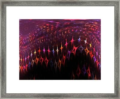 Souls Framed Print by Steve K