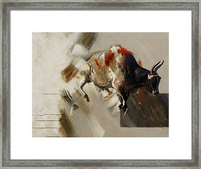 Spanish Culture 33b Framed Print by Corporate Art Task Force