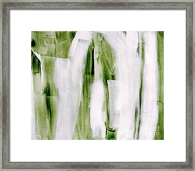 Spirit Filled Framed Print