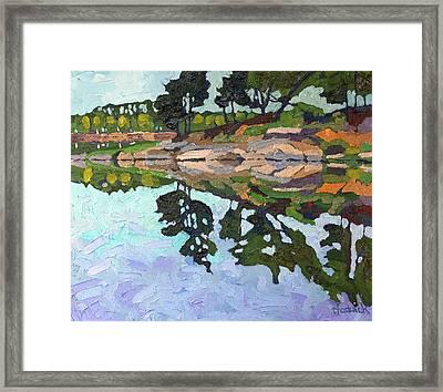 Spring Paradise Framed Print