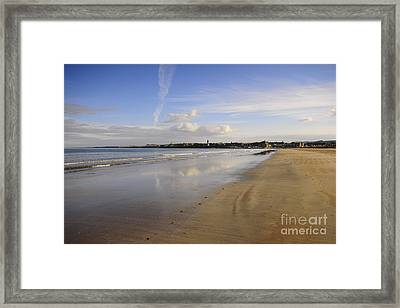 St Andrews Framed Print by Nichola Denny