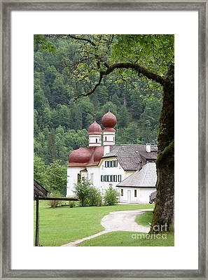 St. Batholomae Church Framed Print