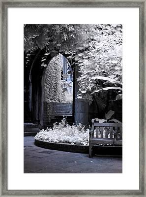 St Dunstan's In The East Framed Print