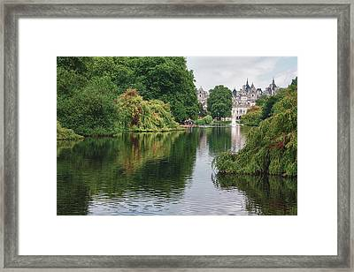 St James Park Framed Print