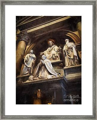 St Peter's Basilica Framed Print by HD Connelly