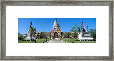 State Capitol, Austin, Texas Framed Print