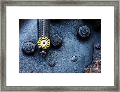 Steampunk 7 Framed Print