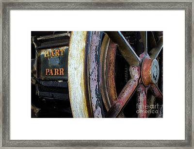 Steampunk 5 Framed Print