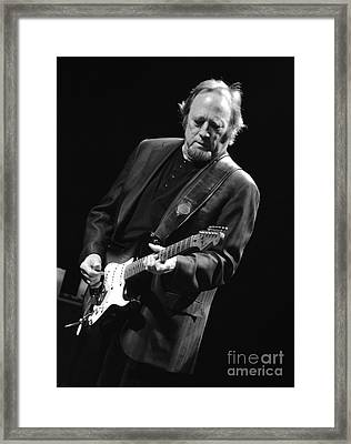 Stephen Stills Framed Print