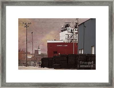 Stewart J Cort Framed Print