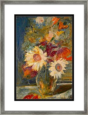 Still-life-3 Framed Print