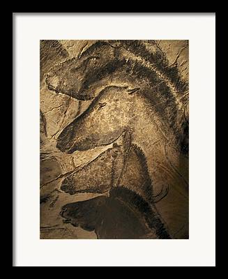 Rockface Framed Prints
