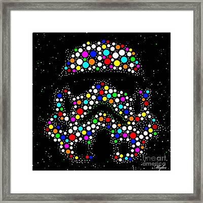 Star Wars Stormtrooper Framed Print