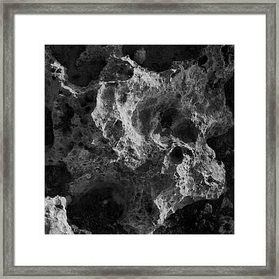 Strange Ground Framed Print