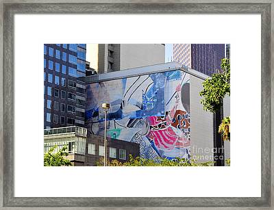 Street Photography Framed Print by Clayton Bruster