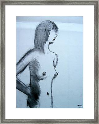 sue Anne Framed Print