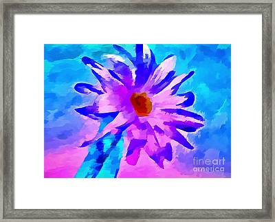 Summer Daydream Framed Print by Krissy Katsimbras