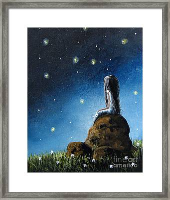 Inspirational Paintings Framed Print