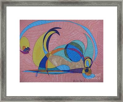 Susan's Prism Framed Print by James Sheppardiii