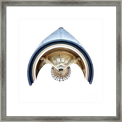 Swanage Pier Framed Print