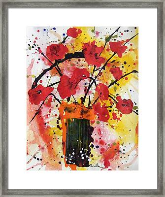 Sweet Essence Framed Print
