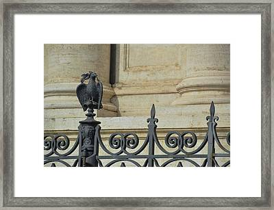 Symbolism Framed Print by JAMART Photography