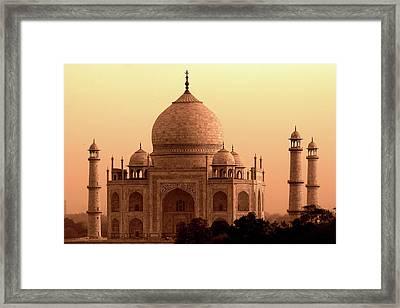 Taj Mahal Framed Print by Aidan Moran