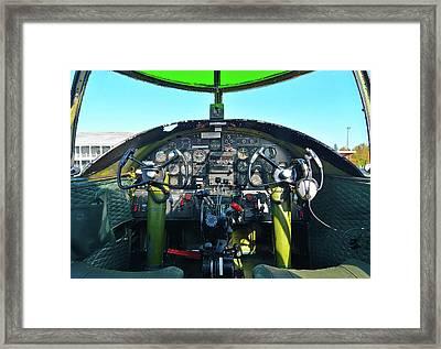 Take Me To The Pilot Framed Print