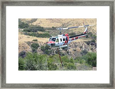 Taking Off Framed Print by Shoal Hollingsworth
