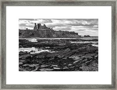 Tantallon Castle Framed Print