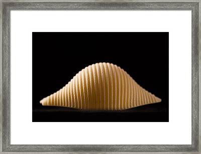 Taste Of Italy Framed Print