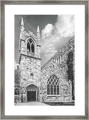 Temple University Framed Print by University Icons