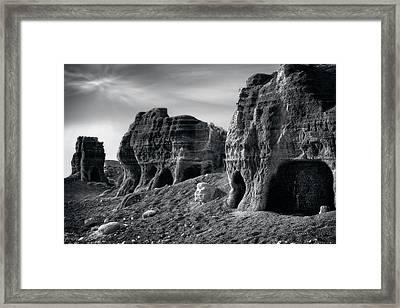 Teseguite - Lanzarote Framed Print by Joana Kruse